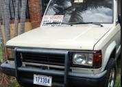 Isuzu trooper 4x4 86 150000 kms cars