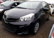 Yaris 2015 automatico 54000 kms cars