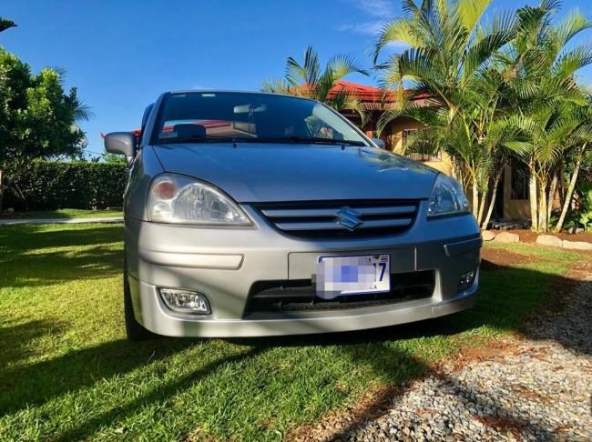 Suzuki Aerio 2007 90000 kms cars