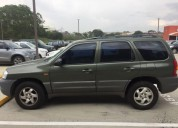 Mazda tribute 2002 motor 4x4 automatico 110259 kms cars