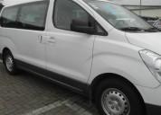 Excelente hyundai h1 2015 20000 kms cars