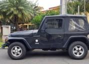 Excelente jeep wrangler 99 automatico 195000 kms cars