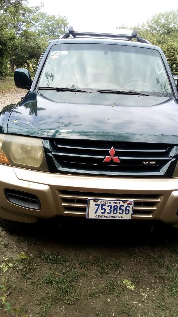 Se Vende Mitsubishi Montero Cachetona cars