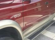 Mitsubishi montero sport 140000 kms cars