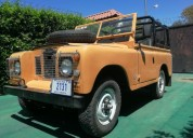 Land rover serie 2a ano 71 cars