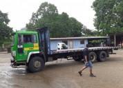 Excelente camion tanden volbo fe7.