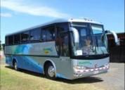 Bus turismo 42 pasajeros en santa barbara. oportunidad!.