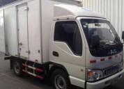 Se vende camion marca jac