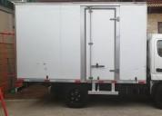 Excelente furgon para camion de una llanta en alvarado