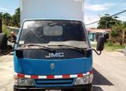 Se vende camion jmc 2008.