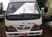Camion foton forland en grecia
