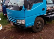 Se vende camioncito jmc ano 2007.