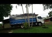 Se vende camion isuzu.