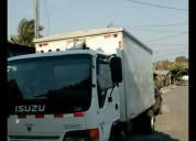 Excelente camion npr izusu en liberia