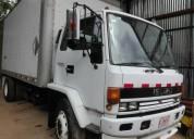 Vendo excelente camion ftr en desamparados