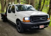 Ford xl heavy duty turbo diesel plataforma pickup en san pablo