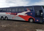Bus busscar con mb en desamparados. contactarse.