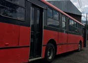 Bus mercedes benz ano 2001.