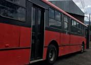 Bus mercedes benz ano 2001.