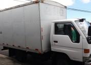 Excelente furgon diesel en san josé