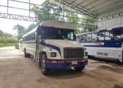 Bus freightliner 2001 en alajuela. oportunidad!.