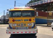 Camion bomberos en grecia