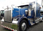Se vende kenworth estudio ano 2004