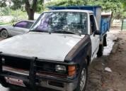 Nissan sd 23 debe placa muy bien de moto en liberia