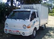 Urge vender camion porter 2002 en barva