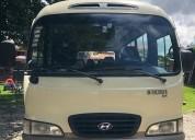 Venta de microbus en escazú