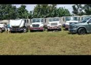 Gran venta de camiones