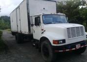 Vendo excelente camion inter o cambio en siquirres