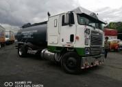 Excelente camión tipo cisterna international 9600 en aserri