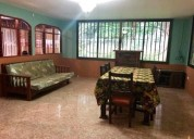 Casa amueblada de tres cuartos en liberia