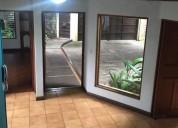 Alquiler de casa p oficinas o negocio en barrio escalante 4 dormitorios
