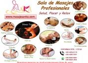 Masajes de spa anka