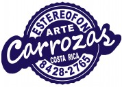 Carrozas estereofon costa rica 8428-2765