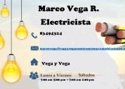 Marco vega electricista