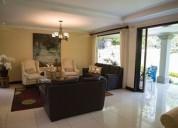Casa en santa ana en exclusivo condominio 4 dormitorios 500 m2