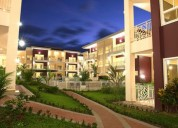 Elegante apartamento en condominio en escazu 2 dormitorios 136 m2
