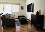 venta de apartamento semiequipado en condominio en sabana norte 2 dormitorios