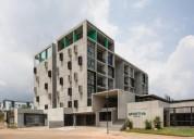 Apartamento tipo estudio nuevo en sportiva skyhomes en cariari 1 dormitorios