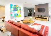 Apartamento nuevo de lujo en condominio a la venta en escazu 3 dormitorios