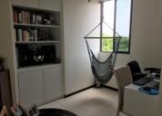 Vendo apartamento semiamoblado en condominio 102 000 2 dormitorios