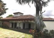 Casa para venta en condominio villa real en santa ana 4 dormitorios