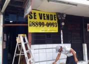 Se vende local en limón