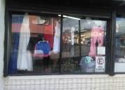 Venta de tienda americana en desamparados