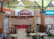 Alquilo local para comida china en food court mall de san ramon en san ramón