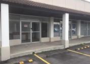alquiler de locales comerciales y oficinas en sabana norte en san josé