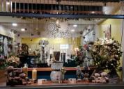 Vendo floristeria y punto de decoracion en escazu en escazú